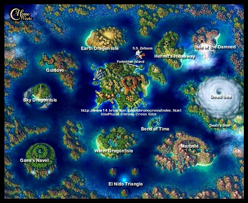 Chrono-Cross-World-Map