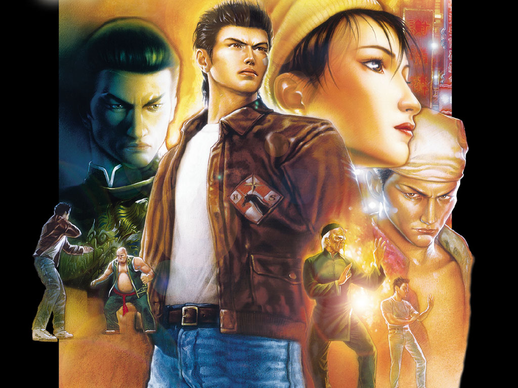 Shenmue-2-Dreamcast