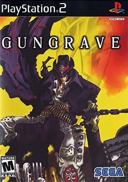 Gungrave_Coverart