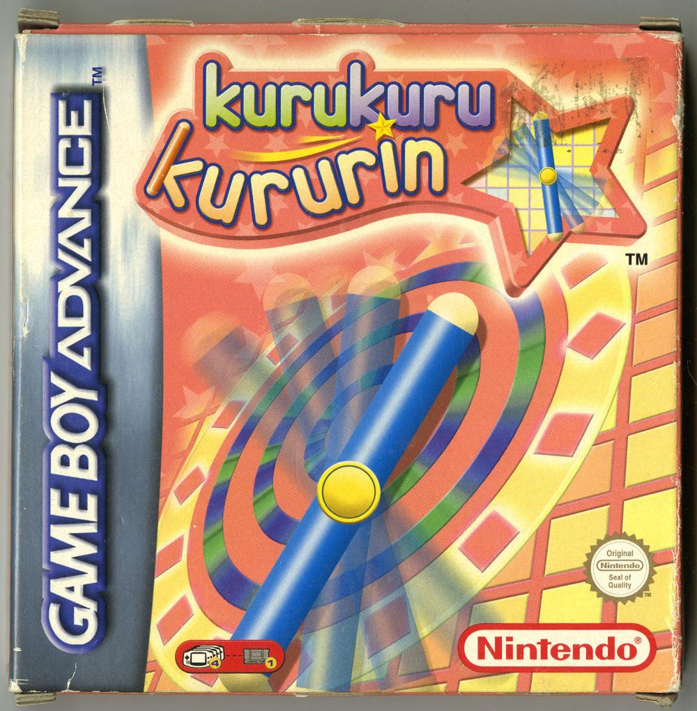 Kuru Kuru Kururin - Game Boy Advance00001