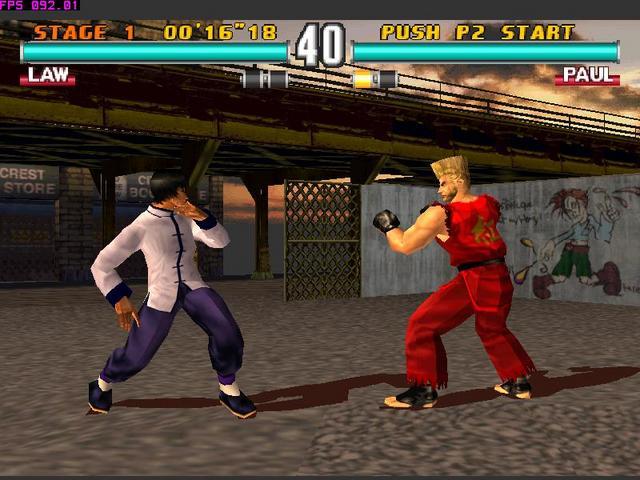 Игру Tekken Pc