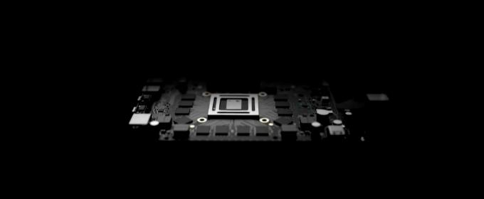 как будет выглядеть xbox scorpio