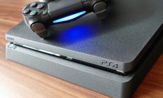 Как включить PS4